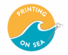 Printing on Sea Logo